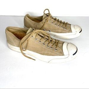 CONVERSE JACK PURCELL CANVAS WITH CORK INSOLE